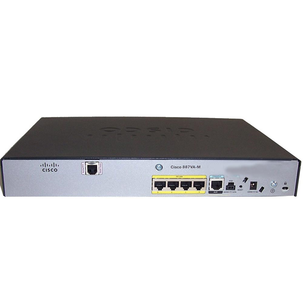 cisco 887va